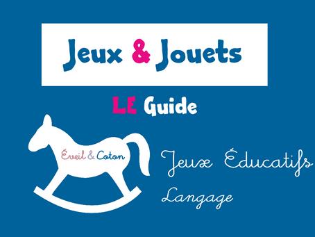 Dossier Jeux & Jouets : Jeux Éducatifs SMILE - Langage