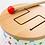 Thumbnail: Tambour en bois - Étoiles