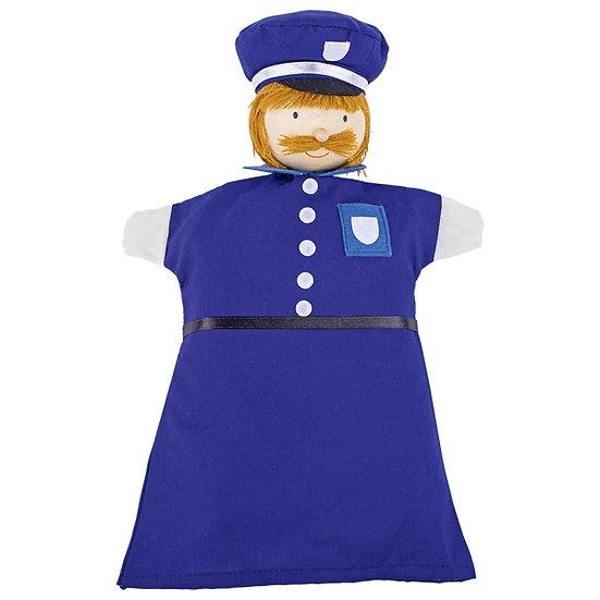 Marionnette policier