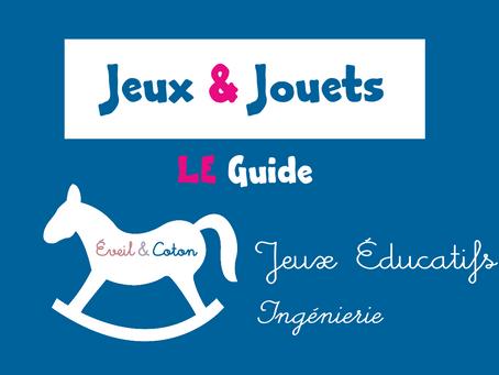 Dossier Jeux & Jouets : Jeux Éducatifs SMILE - Ingénierie
