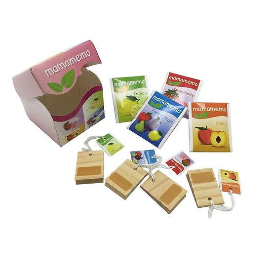 Sachets de thé en boîte