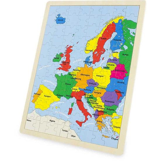 Puzzle - Europe (96 pcs)