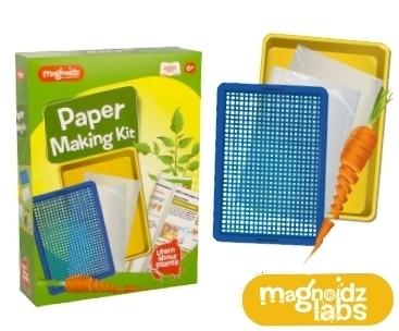 Kit Science - Fabrication de Papier