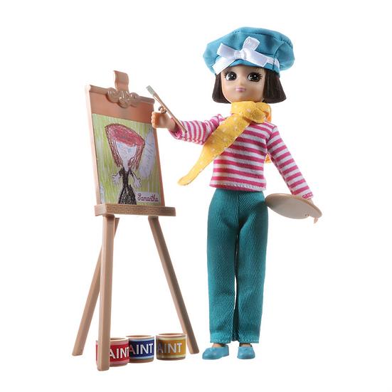Lottie - Artiste peintre