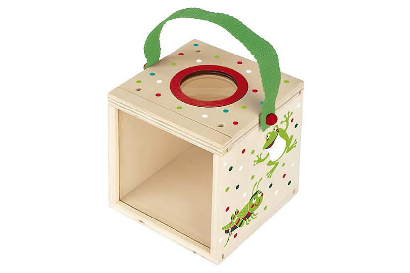 Boîte d'observation à insectes