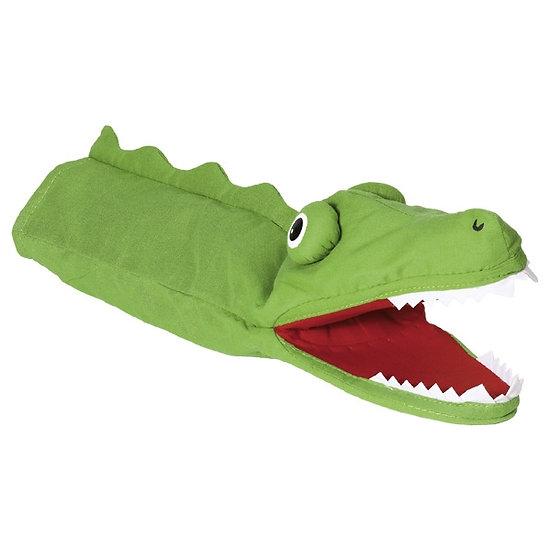 Marionnette, Crocodile