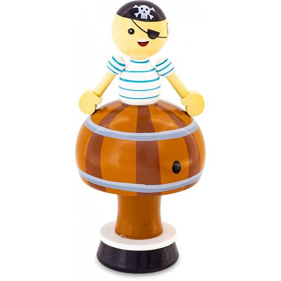 Figurine musicale - pirate