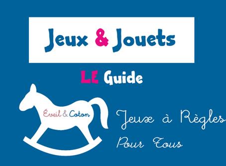 Dossier Jeux & Jouets : Jeux à Règles - Pour Tous