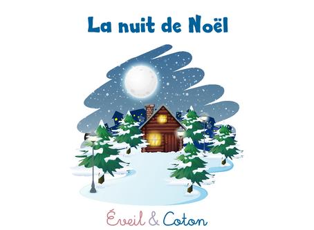 """Fiche """"La nuit de Noël"""""""