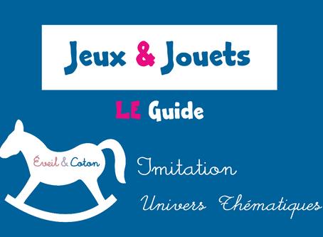 Dossier Jeux & Jouets : Imitation - Univers Thématiques