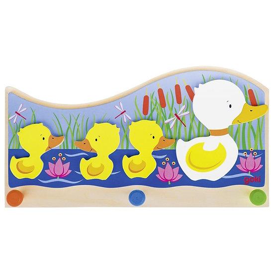 Portemanteau, famille de canards