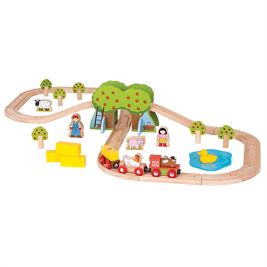 Kit de train - Ferme