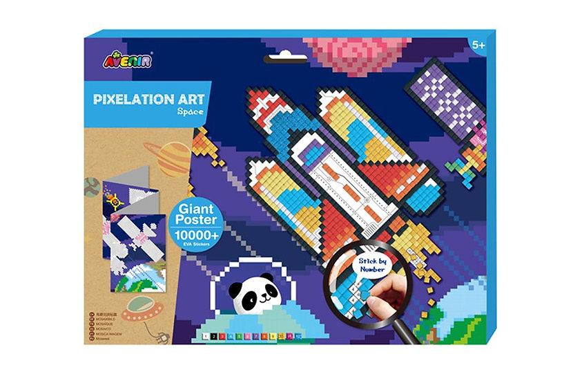Kit Pixelation - 4 modèles