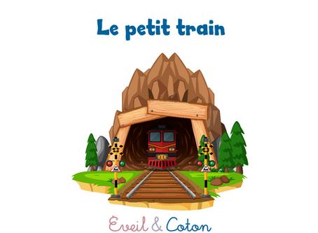 """Fiche """"Le petit train"""""""