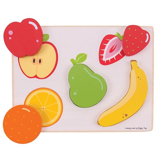 Premier puzzle - fruits ou légumes