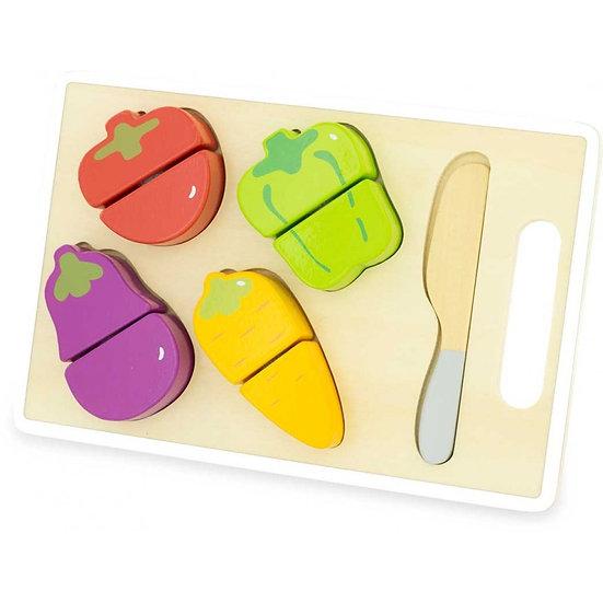 Planche à découper - légumes