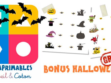 BONUS Halloween !
