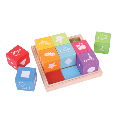 Premiers cubes