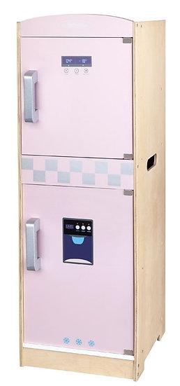 Combinaison Réfrigérateur Congélateur rose