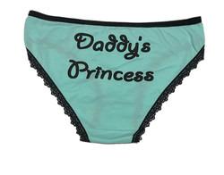 Panty2 - Daddy Princess - Teal