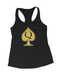QoS - Tank - Black Gold