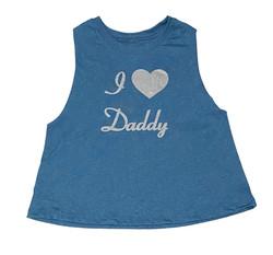 Love Daddy - Cutoff - BlueSilver