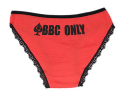 Panty2 - BBC Only - Red