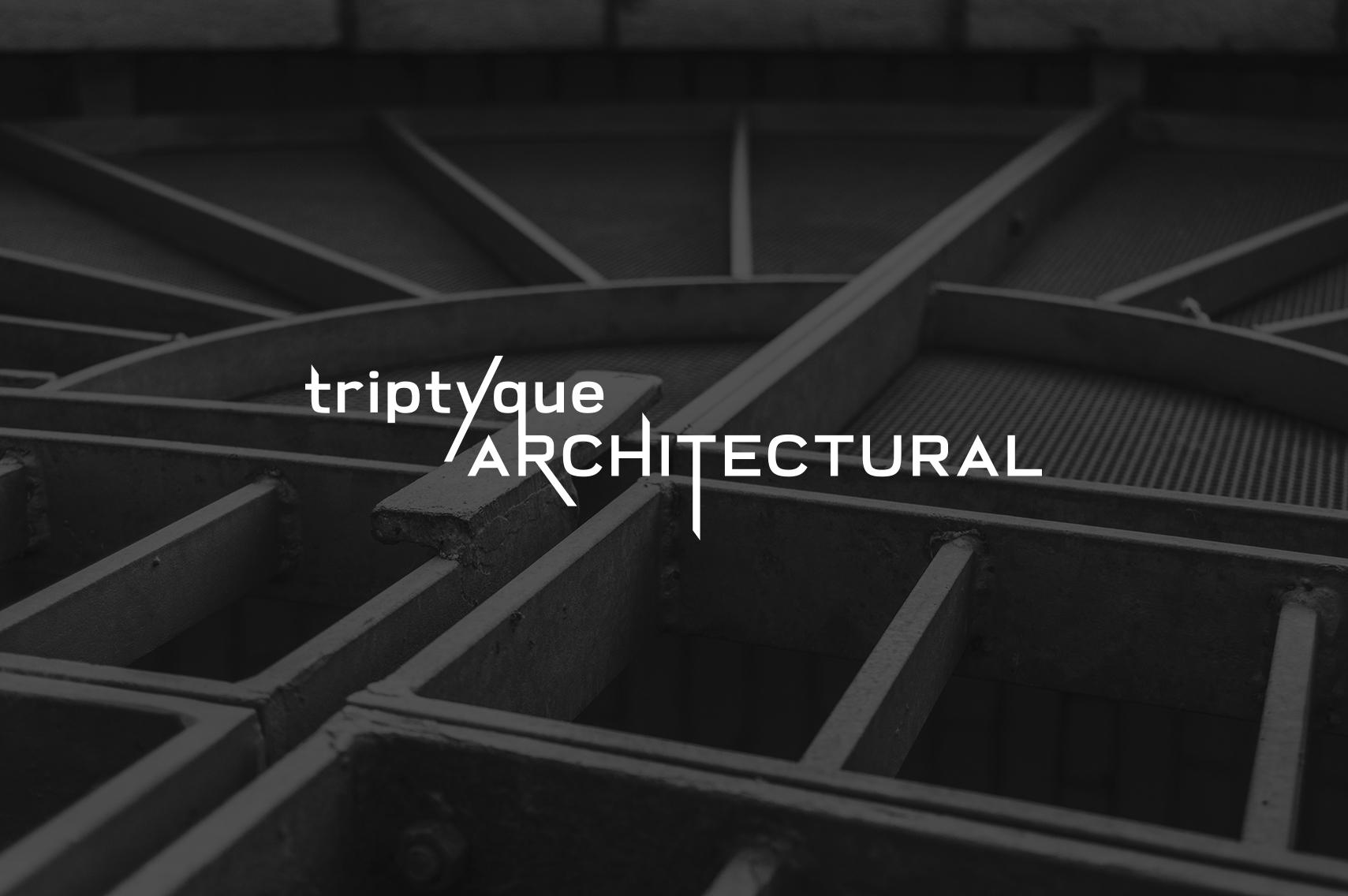 TRIPTYQUE ARCHITECTURAL