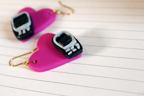 Nokia 3310 Earrings