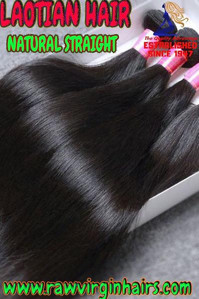 Laotian Curly Hair