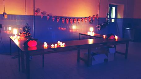 Soirée Boum d'Halloween 2109 à L'ISJ