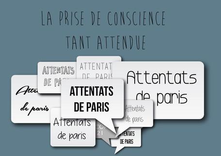 6TQ Infographie - Réalisation de dessins de presse suite aux attentats de Paris