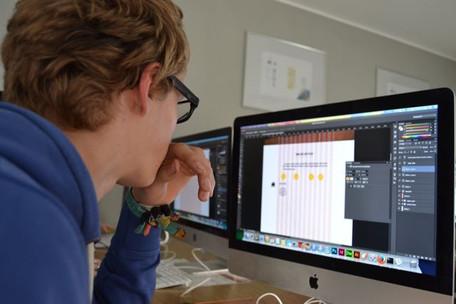 Formation Photoshop pour les 5TQ Info