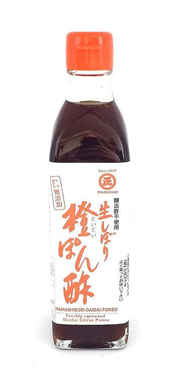 Namashibori Daidai Ponzu - 300ml