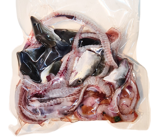 Anguilles - Foie, Têtes et Arrêtes ウナギの肝臓の頭の骨