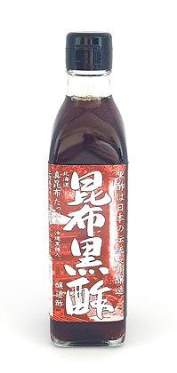 Kombu Kurozu / Vinaigre noir à l'algue de Kombu 300ml