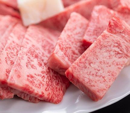 Yakiniku de Faux Filet Wagyu A5 Kagoshima, Japon 鹿児島サーロインA5和牛 150-180g