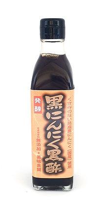 Ninniku Koruzu / Vinaigre de riz à l'ail noir 300ml