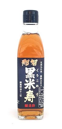 Nachi Kurokomesu / Vinaigre de riz gluant de Nachi 300ml