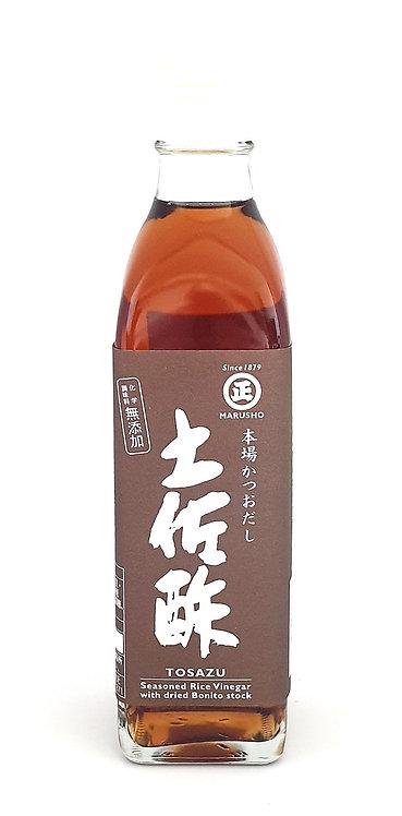 Tosazu / Vinaigre de riz au Dashi            300ml