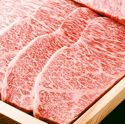 Steak de Faux Filet Wagyu A5 Kagoshima, Japon 鹿児島サーロインA5和牛 250-300g