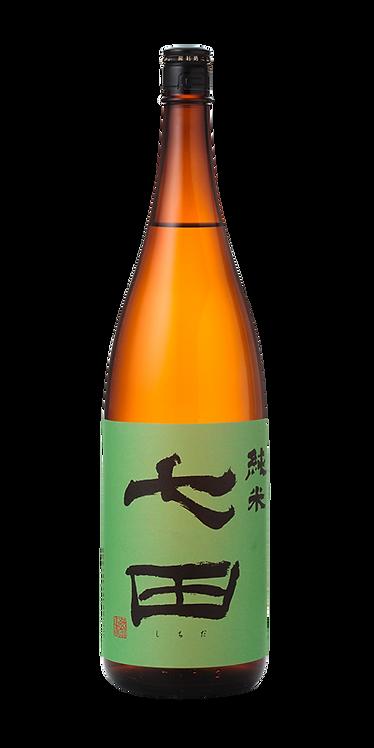 SHICHIDA Junmai Muroka Genshu 七田 純米  720ml