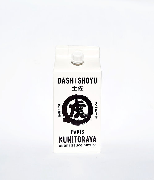 Dashi Soy Sauce ダシ醤油