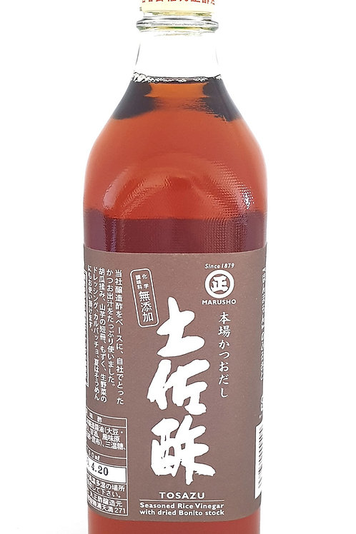 Tosazu / Vinaigre de riz au Dashi           700ml
