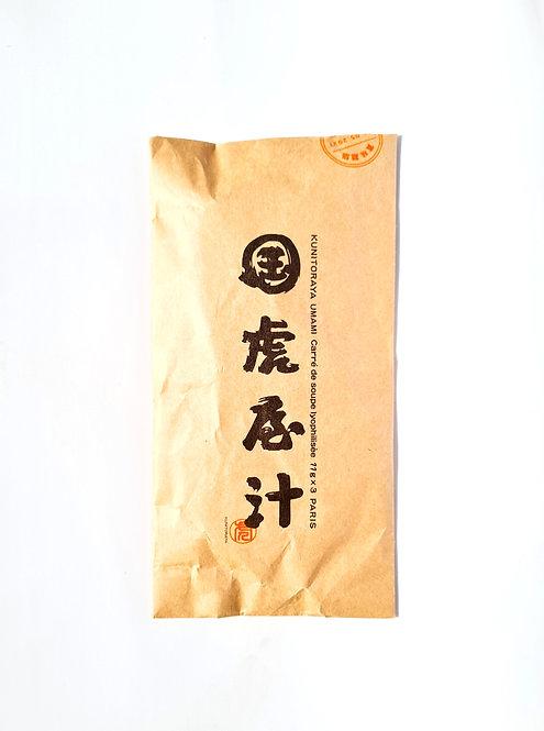3 Cubes Umami Miso Dashi 旨味ダシキューブ
