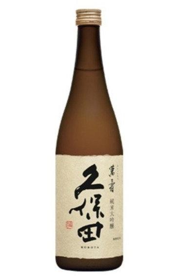 Kubota Manjyu Junmai Daiginjo 久保田 純米大吟醸 720ml