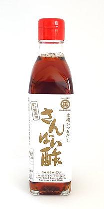Sambaizu / Vinaigre de riz à la bonite 300ml