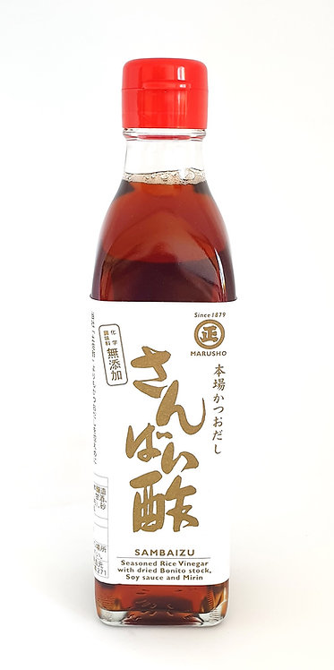 Sambaizu / Bonito Rice vinegar 300ml