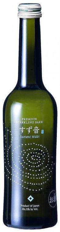 Suzune Wabi Sparkling すず音  わび 375ml