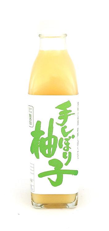 Teshibori Yuzu / Hand Pressed Fresh Yuzu 300ml